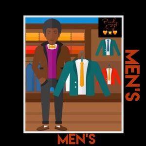 Other - MEN'S WEAR!🖤MEN'S WEAR